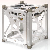 Exemplary CubeSat Structure