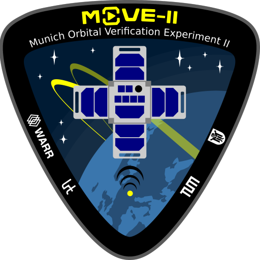 MOVE-II Missionpatch