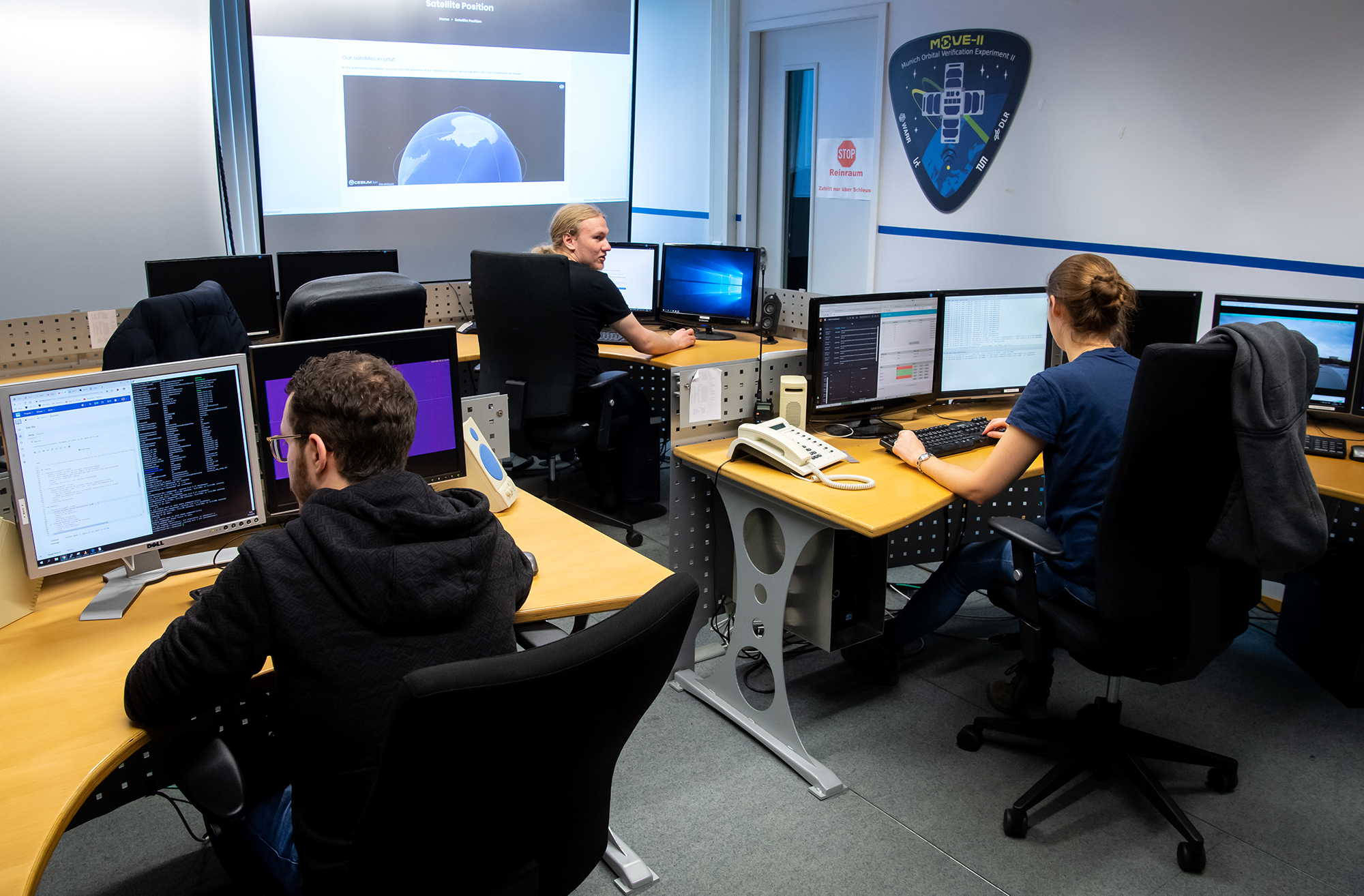 Software tests & fantastic news from Mission Control