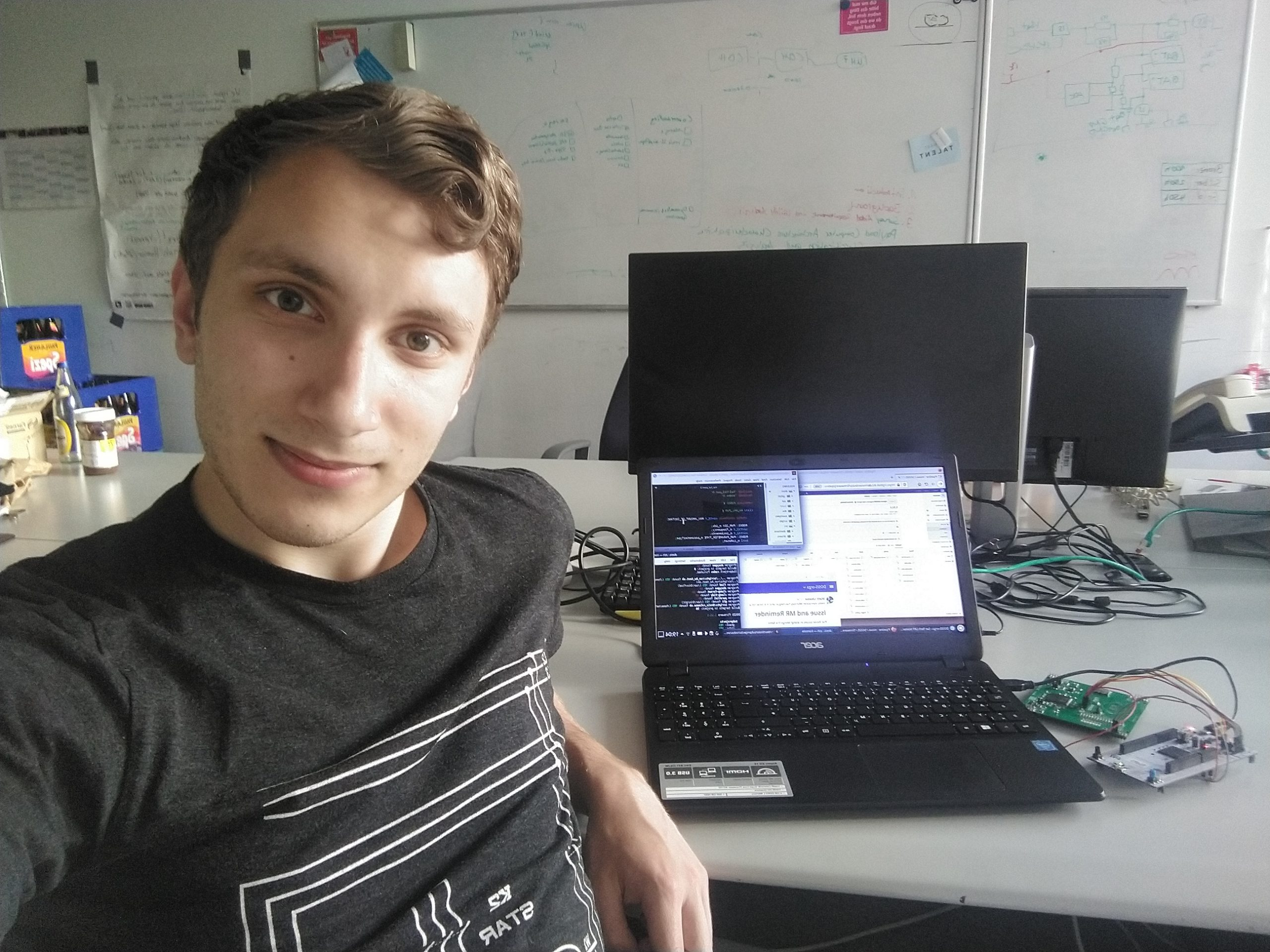 Interview with a Software Engineer